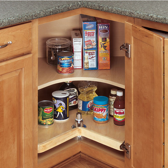 Single Shelf Lazy Susan