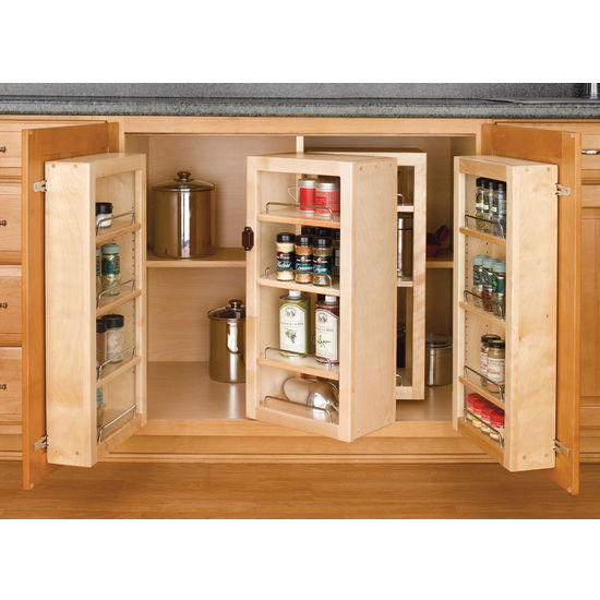 Rev-A-Shelf Swing Out Kitchen Base Cabinet Chef's Pantries