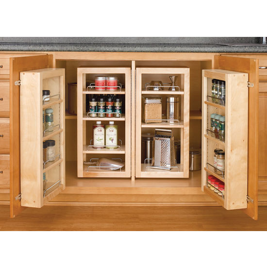 Rev A Shelf Swing Out Kitchen Base Cabinet Chef S Pantries