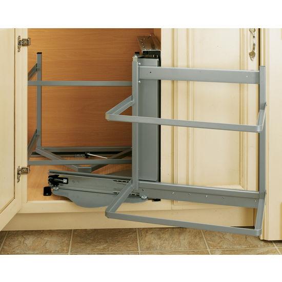 Premiere Blind Corner Kitchen Cabinet System by Rev-A ...