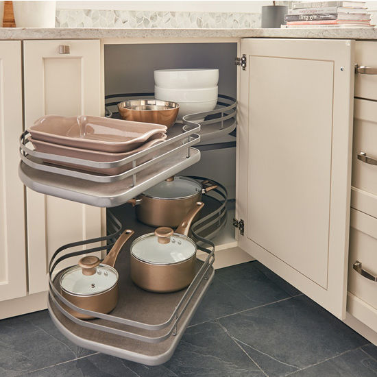 rv kitchen accessories quot the cloud quot fog series two tier contempo blind corner 2073