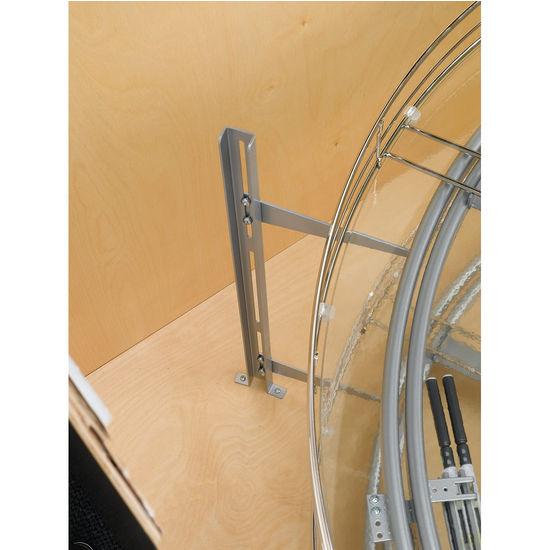 Rev A Shelf The Curve Quot Luxury Kitchen Blind Corner Unit