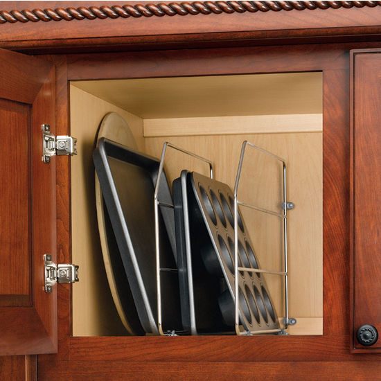 Kitchen Wall Cabinet Organizers