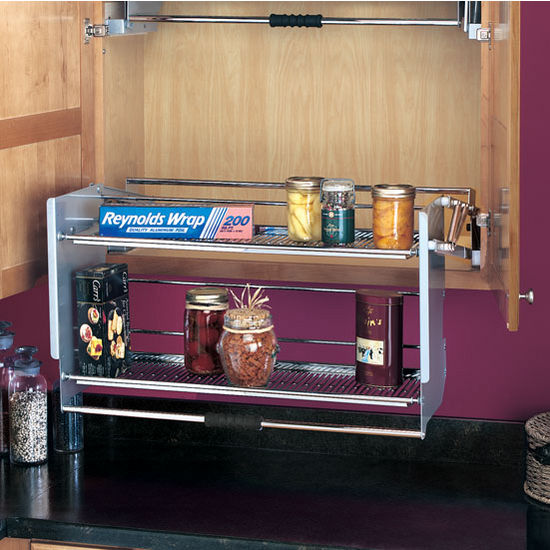 Pull Down Kitchen Cabinets