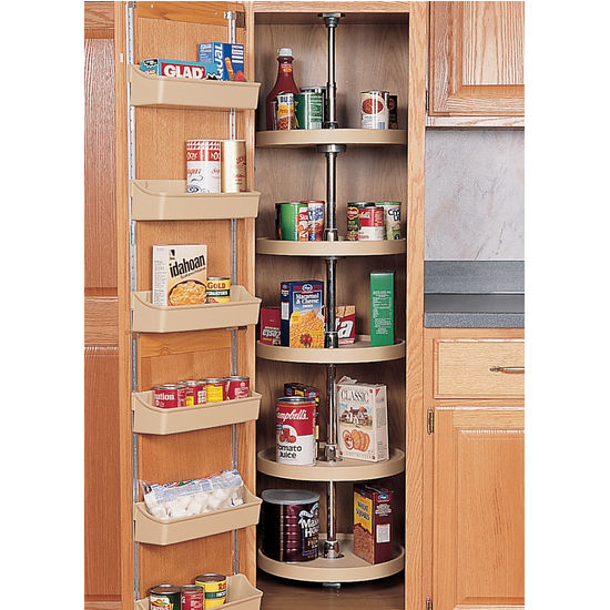 Rev A Shelf Traditional Quot Kitchen Pantry Cabinet Lazy