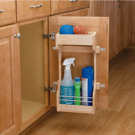 4SBSU Series Sink Base Door Storage
