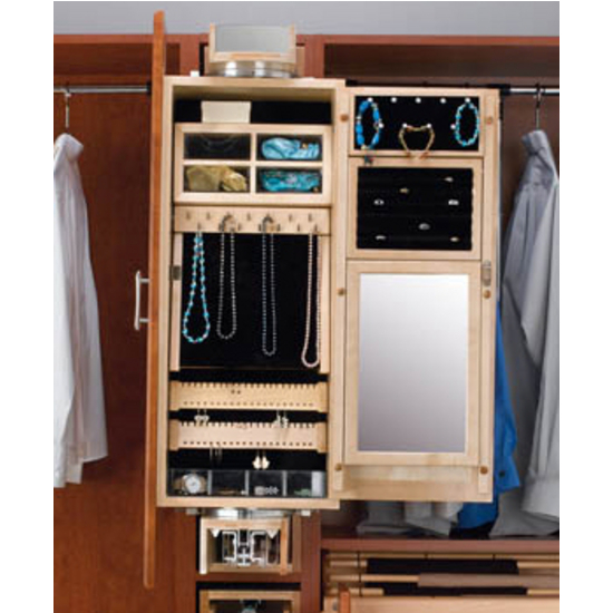 Rev A Shelf Pivoting Armoire Organizer For La S Close