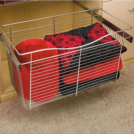 16 Inch Deep Closet Or Kitchen Cabinet Heavy Gauge Wire