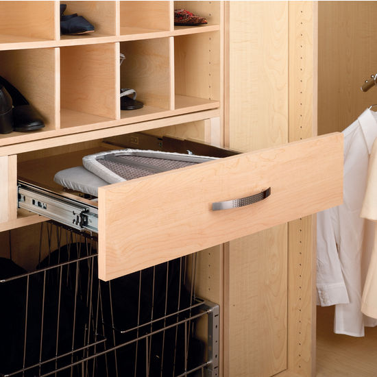 Rev A Shelf Closet Vanity And Kitchen Drawer Fold Out
