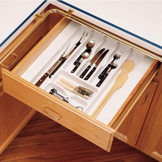 Rv Kitchen Supplies: Kitchen Drawer Polymer Cutlery Trays