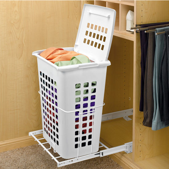 Rev A Shelf HPRV Series   Closet Hamper