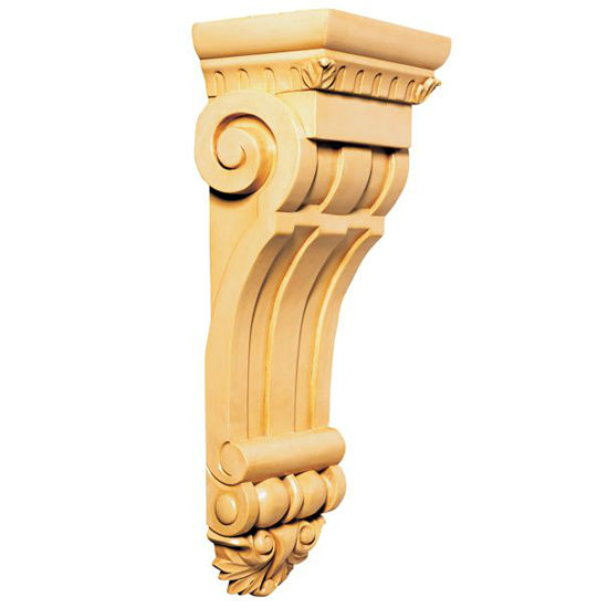 White River Large Fluted Corbel