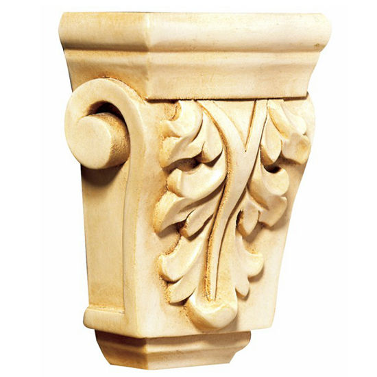 White River Petite Acanthus Corbels