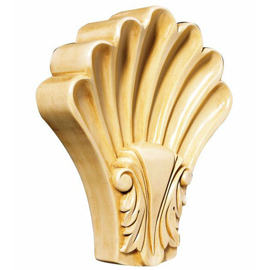 White River Shell Keystone Corbel