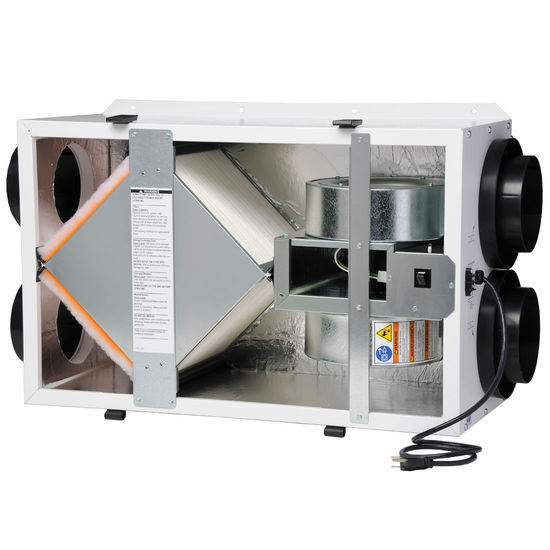 S&P TR Series Energy Recovery Ventilator