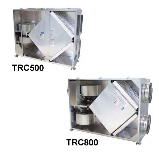 S&P TRC Series Energy Recovery Ventilator