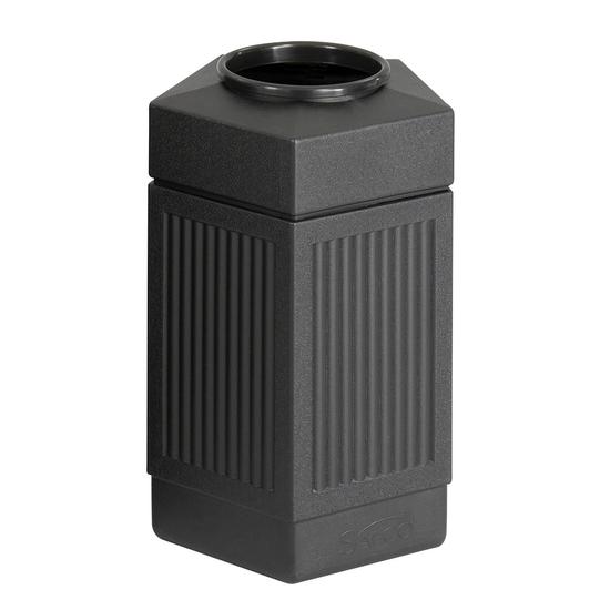 30-Gallon Indoor/Outdoor Pentagon Trash Can