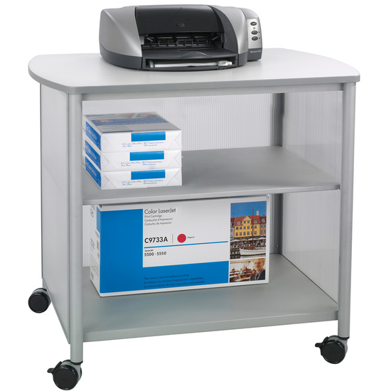 Safco Impromptu Deluxe Mobile Machine Stand