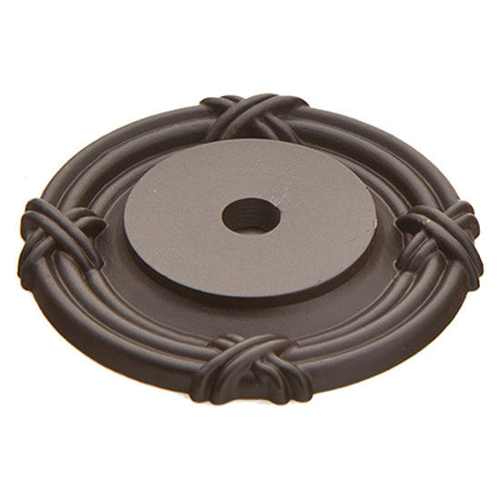Schaub & Company Versailles Collection Backplate for Cabinet Knob