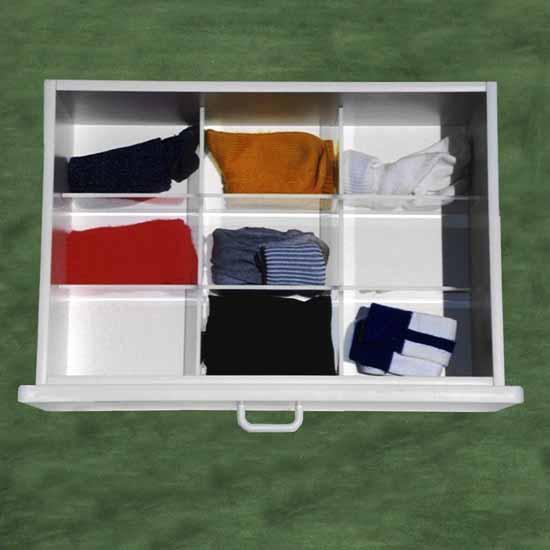 Used in Dresser