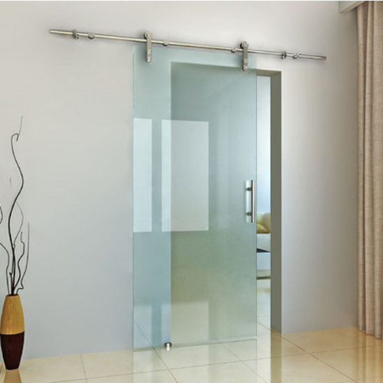 Sliding Door Hardware Flux Series Single Sliding Door