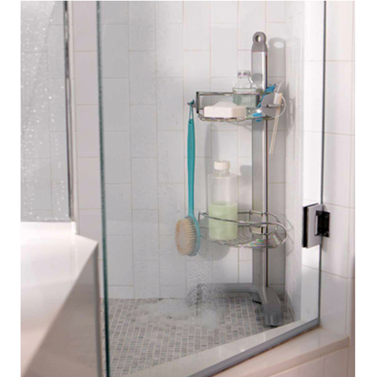 bathroom accessories shower caddy | My Web Value