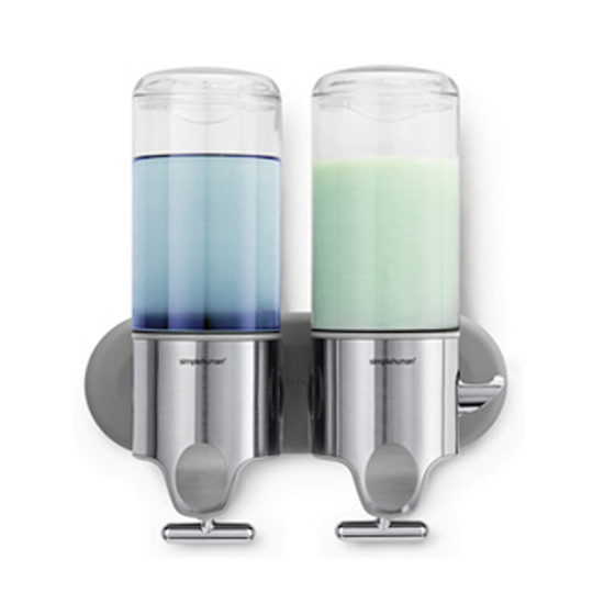 Simplehuman - Twin & Triple Shampoo/Soap Dispenser