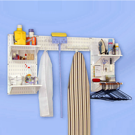 Simply Organized Deluxe Laundry Room Organizer Kit