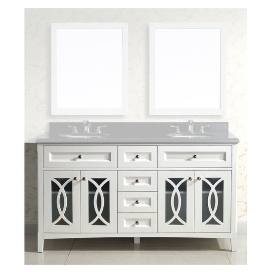 Vanity Counter Set : W bohemian vanity set counter top aact
