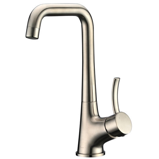 Dawn® Single-Lever Bar Faucet in Brushed Nickel, 11-9/16'' H