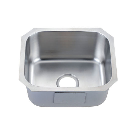 Dawn Sinks Single Series Stainless Steel Undermount Sink