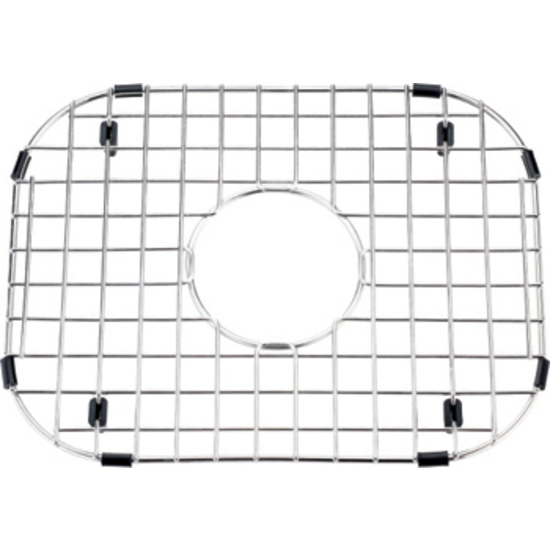 "Dawn Sinks Stainless Bottom Grid, 15"" W x 12-1/4"" D"
