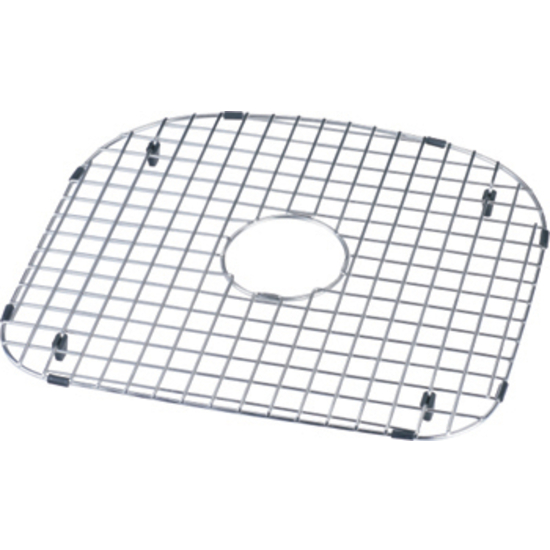 "Dawn Sinks Stainless Bottom Grid, 18-3/8"" W x 16-3/8"" D"