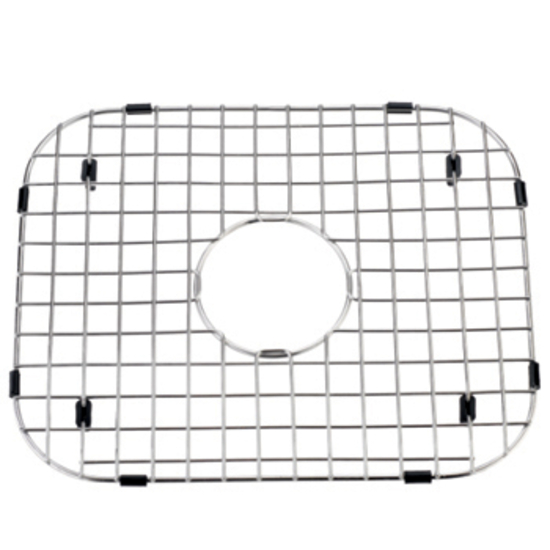 "Dawn Sinks Stainless Bottom Grid, 10-5/8"" W x 13-7/8"" D"
