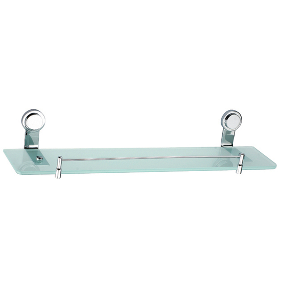 "Dawn Sinks Button Series 24"" W Bathroom Shelf"