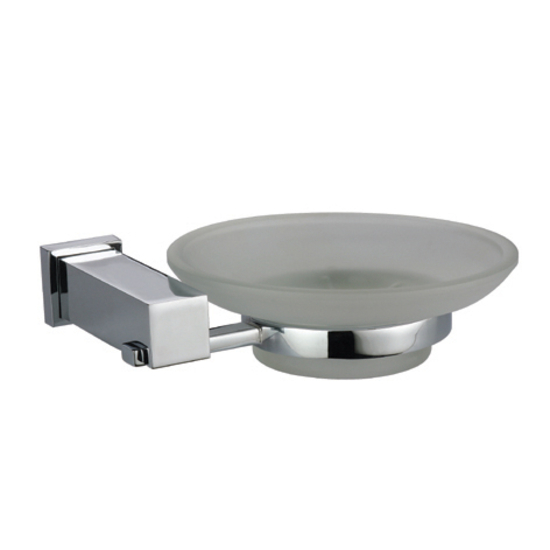 Dawn Sinks Square Series Soap Dish Holder