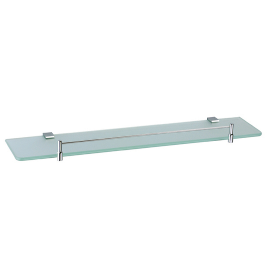 "Dawn Sinks Square Series 24"" W Bathroom Shelf"