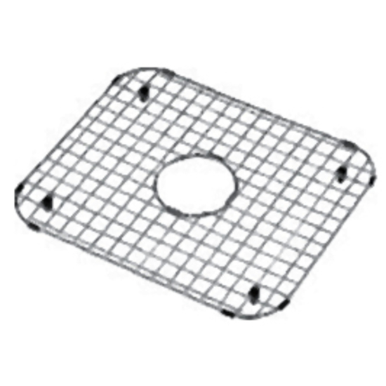 "Dawn Sinks Stainless Bottom Grid, 17-1/2"" W x 14-1/2"" D"