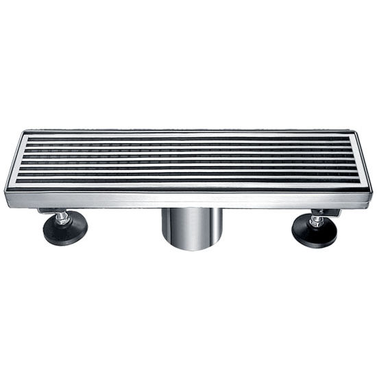 Wheaton River Series - Linear Shower Drain
