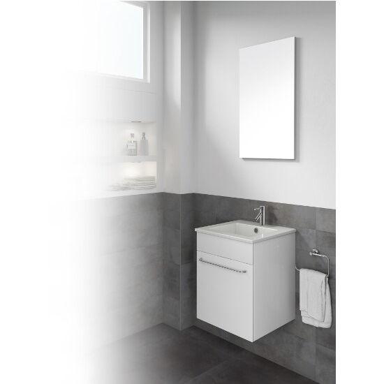 Vanity Cabinet, White