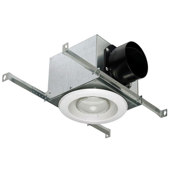 Bathroom accessories vent lights by s p for silent for Bathroom exhaust fan with led light
