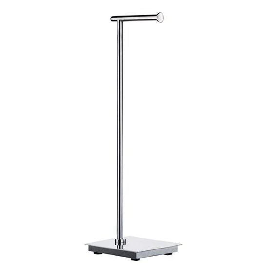 Smedbo -Toilet Roll Holder, Stainless Steel Polished Finish