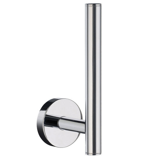 Smedbo Home Line Polished Chrome Spare Toilet Roll Holder 5-1/2""
