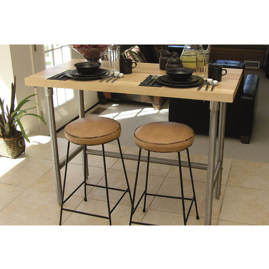 Advance Tabco Maple Top Chef Table