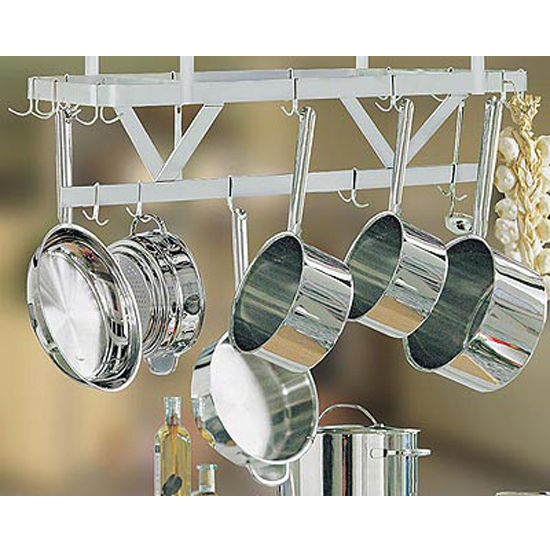 Ceiling Mounted Pot Racks