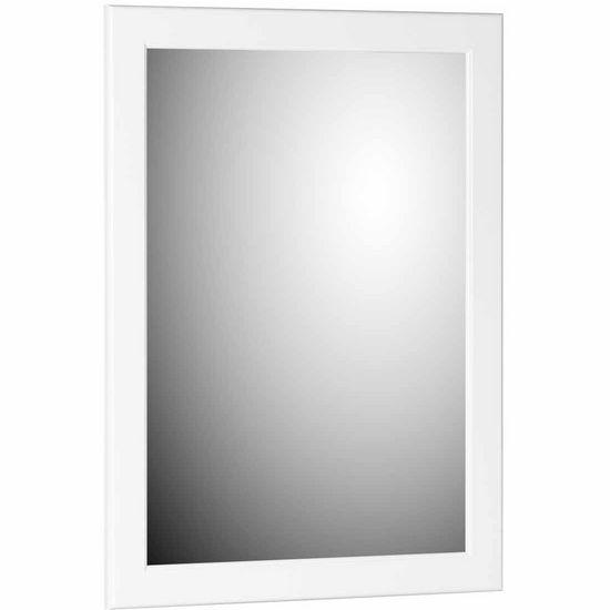 Bathroom Mirrors Strasser Woodenworks 24 Framed Mirror