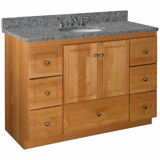 Strasser Woodenworks 48 W Simplicity Vanity