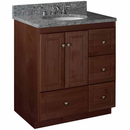 Fantastic Bathroom Vanity With Left Side Drawers Single Sink Vanities At - 23 Brilliant Bathroom Vanities With Drawers Only Lenesing.com