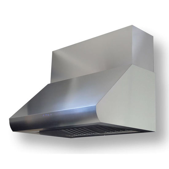 Sirius SUTC35 Pro-Style Wall Mount Canopy Range Hood Internal Blower Stainless Steel  sc 1 st  KitchenSource.com & Sirius SUTC35 Pro-Style Wall Mount Canopy Range Hood with Internal ...