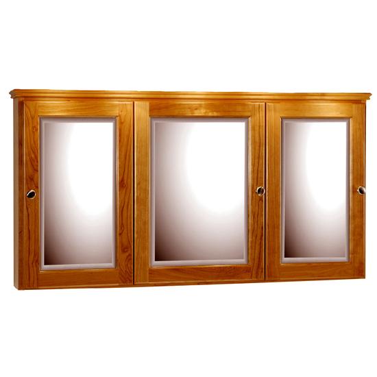 Tri Fold Medicine Cabinet